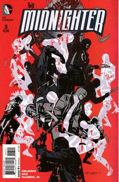 """#LGBTHistoryMonth#LGBTHistoryMonth The Midnighter http://ift.tt/2fL2ep2 The Batman-like Midnighter was revealed to be in a relationship with the Superman-like Apollo during their time as members of the superhero team The Authority. The portrayal of the relationship was initially subtle with writer Warren Ellis not informing the artist of his intentions. However the DC editorial board still censored a kiss between the two characters in 2000. Described as the """"first openly gay couple in…"""