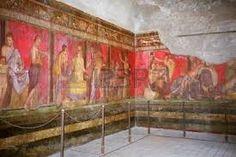 Afbeeldingsresultaat voor muurschilderingen romeinen