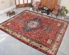 Area rugs are a great way to inject playfulness and fun into the room. #neutralstyle #neutralrug #sodomino #bohemian #etsy #color #myhomevibe #vintagerugs #bohemianjam#turkishrug #persianrugs #antiquerugs #turkishkilim #turkishcarpet #persiancarpet #persiankilim #overdyedrugs #arearugs #carpets #geometricrugs #tribalrugs #oushakrug #oushak #livingroomdecor #arearug #homedecor #decoration #design #interiordesign #arearug #livingroomremode #bohoatyle #floralrug #geometricrug Antique Living Rooms, Living Room Red, Living Room Area Rugs, Living Room Decor, Large Rugs, Small Rugs, Vintage Rugs, Vintage Antiques, Red Oriental Rug