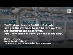 Will you be required to take a COVID-19 vaccine to go back to work? | USA TODAY - YouTube