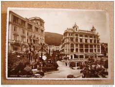 Hotel Palace Bellevue - start of the 20th century