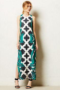 Anke Maxi Dress - anthropologie.com