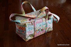 НАША СТРАНА МАСТЕРОВ: Лоскутная сумка с красочным узором