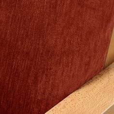 Chenille Cherry - Cozy for futon beds