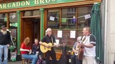SAT DAY 5 DINNER  Fleadh Cheoil, Sligo 2015- Filmed in Sligo town on Saturday 15th August 2015 this will give you a feel of the buzz around Sligo today - if you havent been to the festival there is still time the last day is tomorrow (Sunday 16th August).great children's menu,