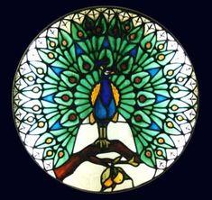 Weybridge peacock