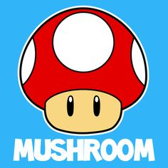 Today we will show you how to draw the Mushroom from Nintendo's Super Mario Bros. Learn how to draw this Mushroom with the following simple step to step tutorial.