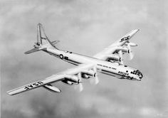 The Boeing B-54 was an American strategic bomber designed by Boeing for use by the United States Air Force. Derived from the YB-50C Superfortress, construction of the prototype was canceled before completion, and the aircraft was never flown.