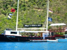 The Willy T - Norman Island, BVI