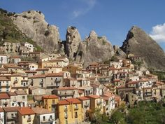 Pietrapertosa, Basilicata, Italy