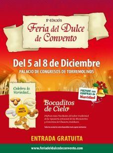 Feria del Dulce de Convento 2013 Torremolinos - http://www.ruralgia.com/blog/feria-del-dulce-de-convento-2013-torremolinos/