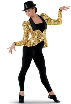 Shop our center-stage worthy collection of jazz dance costumes for your next recital. From jazz skirts and dresses to jazz pants and tutus, we have the looks that will make you shine. Team Costumes, Dance Recital Costumes, Ballet Costumes, Cabaret, Dance Mom Shirts, Jazz Pants, Sequin Jacket, Dance Poses, Stripe Skirt