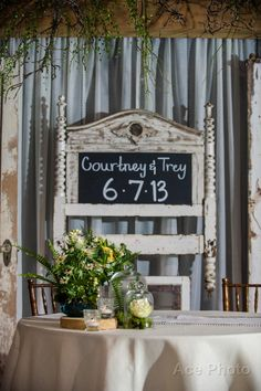 Courtney & Trey Collier Wedding