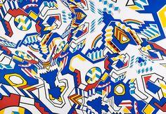 Trabajo del artista finlandés Alvar Gullisen... http://www.alvargullichsen.org/WEB/ALVAR_GULLICHSEN.html