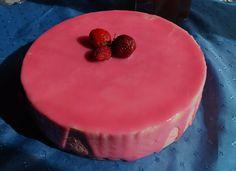 Strawberry-apricot cake Клубнично-абрикосовый торт