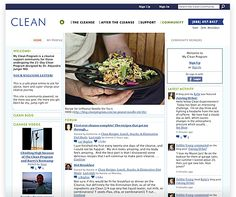 Support | Clean Program by Dr. Junger; recipes, meal planner etc