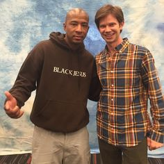 Antwon Tanner and Lee Norris #fwtm