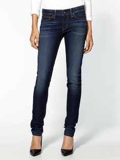 skinny jean for curvy girl