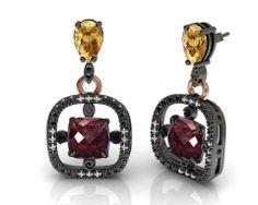 Gorgeous Bohemme earrings! #bohemmejewelry #beautiful