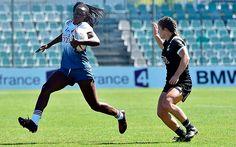 RUGBY  Rugby à sept. Les Françaises quatrièmes à Clermont-Ferrand - Le Télégramme - 25/06/2017