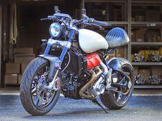 99garage | Cafe Racers Customs Passion Inspiration