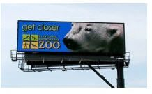 Choose your #digital billboards and outdoor #led signs according to your display needs.