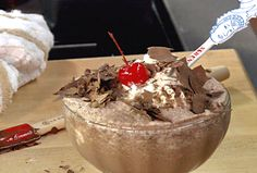 Frozen Hot Chocolate from FoodNetwork.com