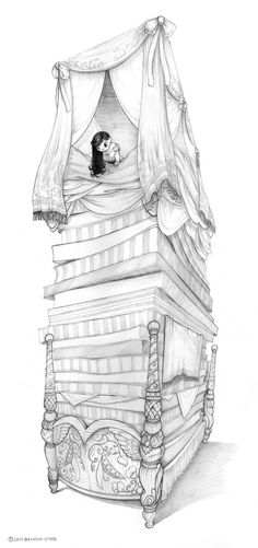 The Princess and the Pea by Brandonstarr on deviantART