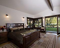 Arts and crafts, Master bedrooms and Santa barbara ca on ...