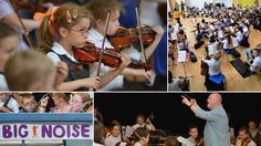 Big Noise project - using music to engage children and transform a deprived estate