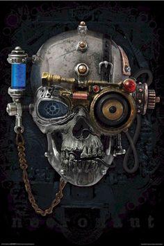 Necronaut ~ Alchemy Gothic