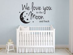 Wall Decal - space theme