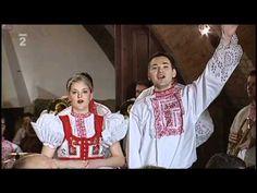 Mistříňanka - Směs o Svatobořicích-Mistříně Folk Costume, Costumes, European Countries, My Heritage, Czech Republic, Youtube, Retro, Portugal, Culture