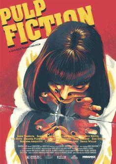 Pulp Fiction - Paul Gates