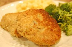 """Quick & Easy Salmon Patties"" are a tasty way to get your dose of Omega-3!"