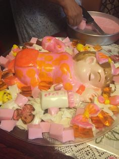 Baby girl jello