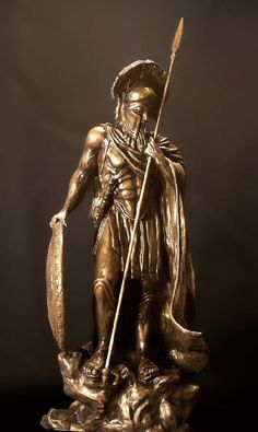 Visit the monument of Leonidas at Thermopylae