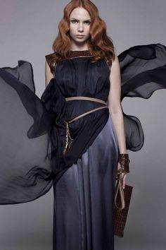 MQ Vienna Fashion Week 2012: Callisti (c) Wolf Steiner