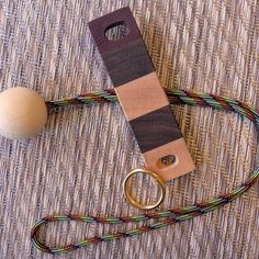 Simple Rope Puzzle : 10 Steps (with Pictures) - Instructables Cut The Ropes, Craft Stores, Puzzles, Two By Two, Personalized Items, Simple, Pictures, Brain Teasers, Hacks