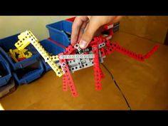 Lego technic dinosaur walker - YouTube
