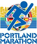 Portland Marathon: super organized, great crowd support and typically dry weather:) Fairly flat, but has out and backs...yuck!