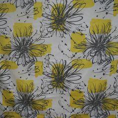 1950s fabric: Heywood Wakefield chair ideas...