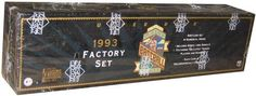MLB 1993 Upper Deck Factory Set by Upper Deck. $47.99. The 1993 Upper Deck baseball card set consists of 840 cards. Noted rookies include: Derek Jeter, and many more. Superstars include Nolan Ryan, Cal Ripken, George Brett, Don Mattingly, and Mike Piazza. Factory Sealed set - this is a tough Upper Deck Set to find.. Save 20% Off!