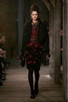 Défilé des Métiers d'Art Chanel, pré-collection automne 2013