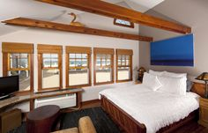 Vacation with Tempur-Pedic beds at the Cliffside Beach Club in Nantucket, MA. With only 22 units, it's a boutique hotel and private beach club.