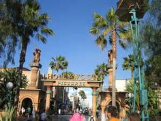 Image detail for -Hollywood Pictures Entrace, Disneyland, California | Trips Geek