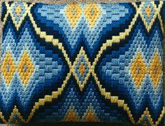 Cathys Original Bargello Patterns Page, needlepoint bargello
