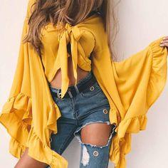 Women Tops Shirt Summer Ladies Casual Loose Tops