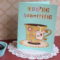 Disney Mother's Day Craft: Teacup Tidings | Spoonful