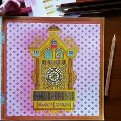 Instagram media yanaficient - My very first piece from this book  The Time Garden by Daria Song  Colleen Neon colored pencils  #thetimegarden #dariasong #adultcoloringbook #thetimegardencoloringbook